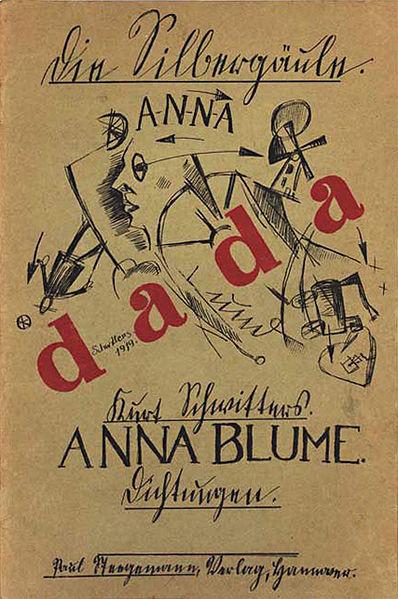 A ANA FLOR – Um poema Dadaísta de Kurt Schwitters (1887 – 1948)  (2/2)