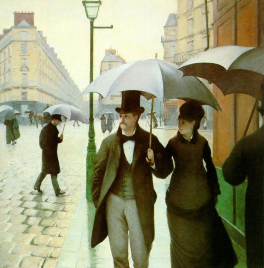 Cailleboute Rua de Paris 1877