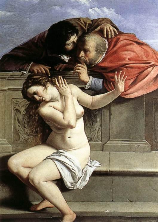 GENTILESCHI, Artemisia 1610