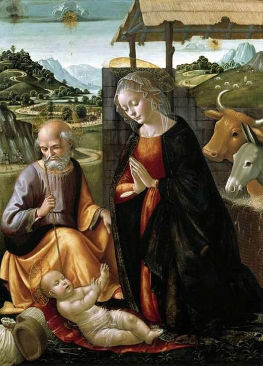 GHIRLANDAIO, Domenico 1492