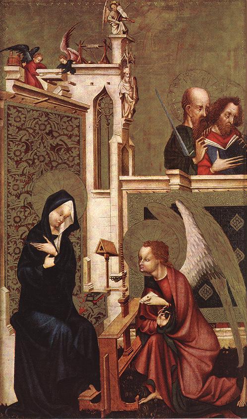 MASTER of Heiligenkreuz 1410