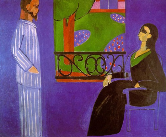 Matisse conversa 1908