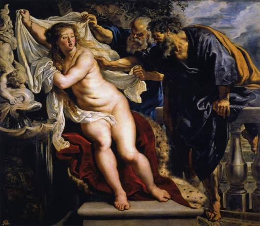 RUBENS, Peter Paul 1610
