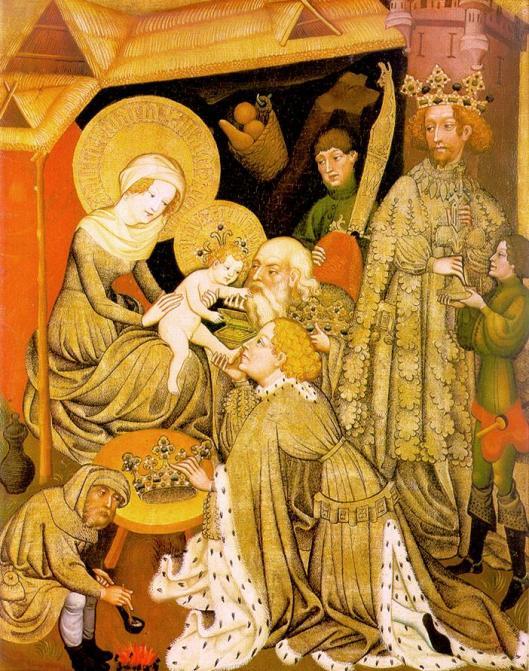 UNKNOWN MASTER, German 1420