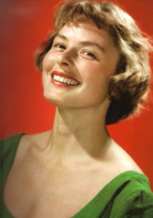 Ingrid Bergman29