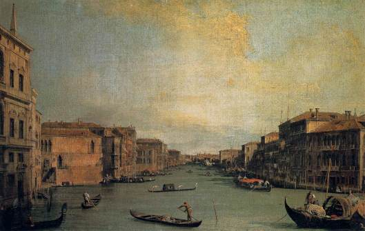 Canaletto - 1728