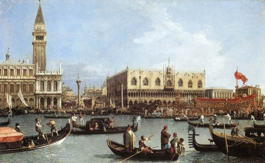 Canaletto - 1732 a