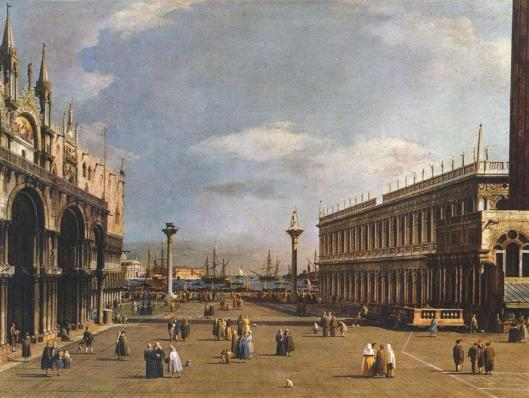 Canaletto - 1732 b