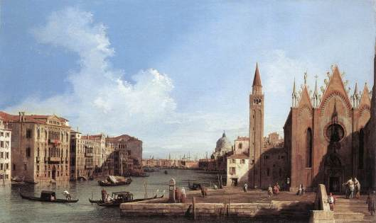 Canaletto - 1732