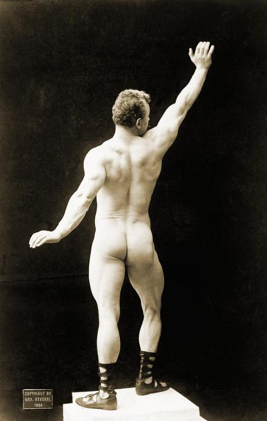 eugen-sandow-1867-1925 rear photo