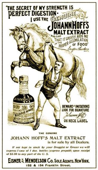 eugen-sandow-1867-Publicidade