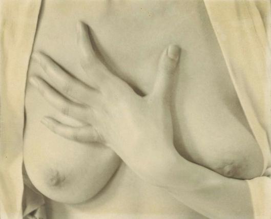 Georgia O'Keeffe  A Portrait (2) 18,4x22,9 1919a