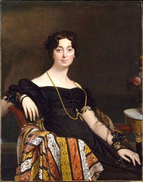 Ingres_Jean-Auguste-Dominique-Madame_Jacques-Louis_LeBlanc