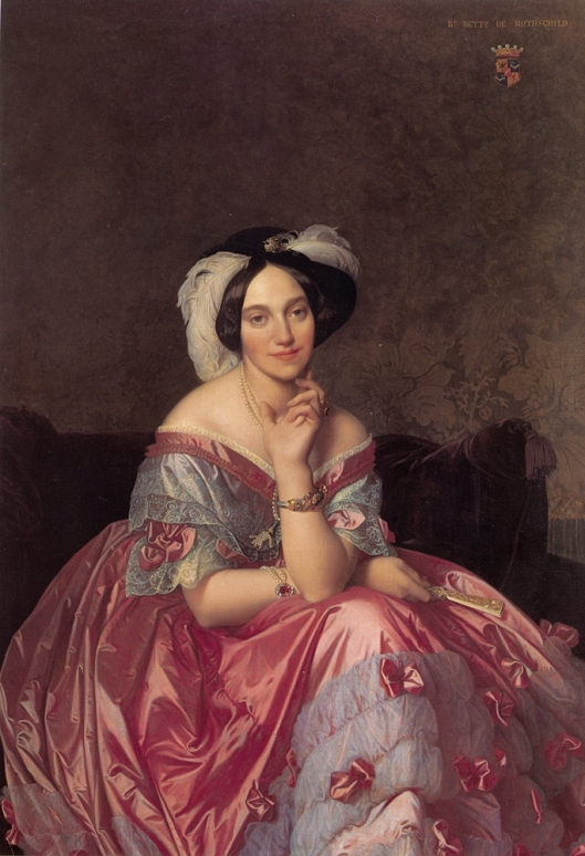 Ingres_Jean-Auguste-Dominique-Portrait_of_Baronne_James_de_Rothschild