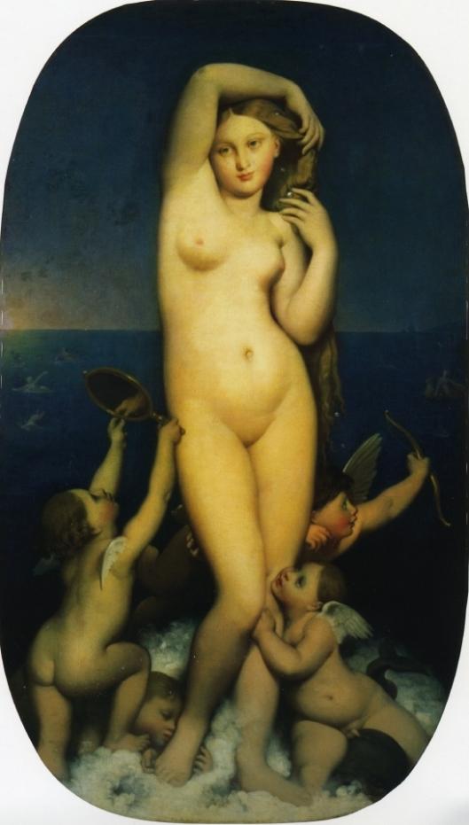 Ingres_Jean-Auguste-Dominique-The_Birth_of_Venus