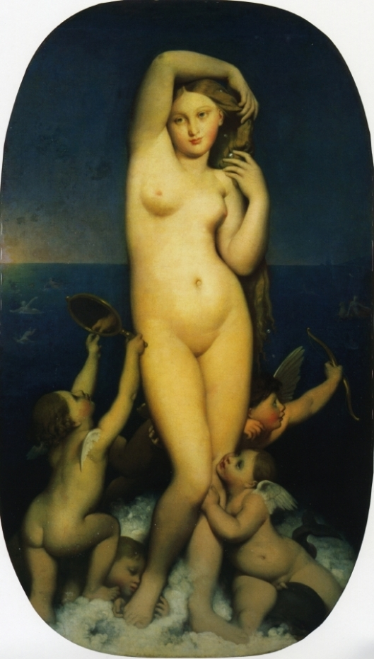 Ingres_Jean-Auguste-Dominique-The_Birth_of_Venus