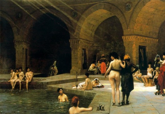 Jean-Leon Gerome Turkish Bath