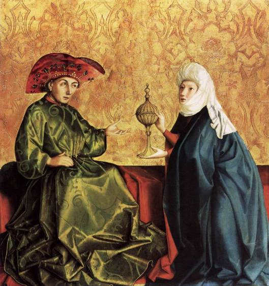 WITZ, Konrad - O rei Salomão e a Rainha do Sabá