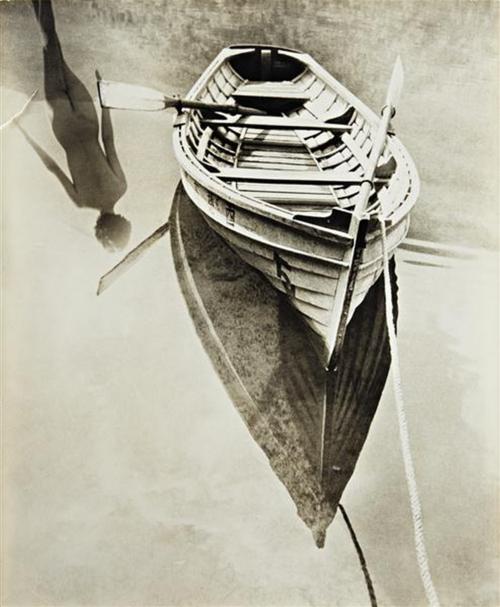 Canoe, 1950 by Minayoshi Takada (1889-1982)