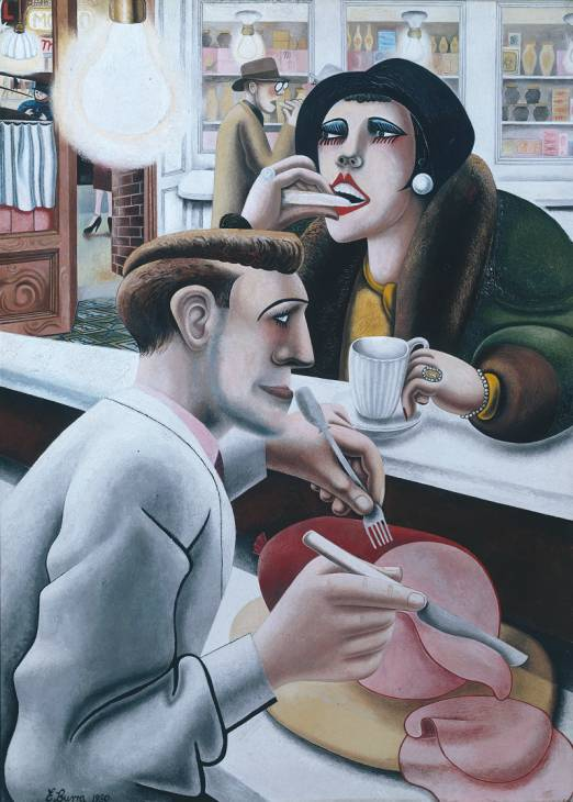 Edward Burra 1905-1976 Tate