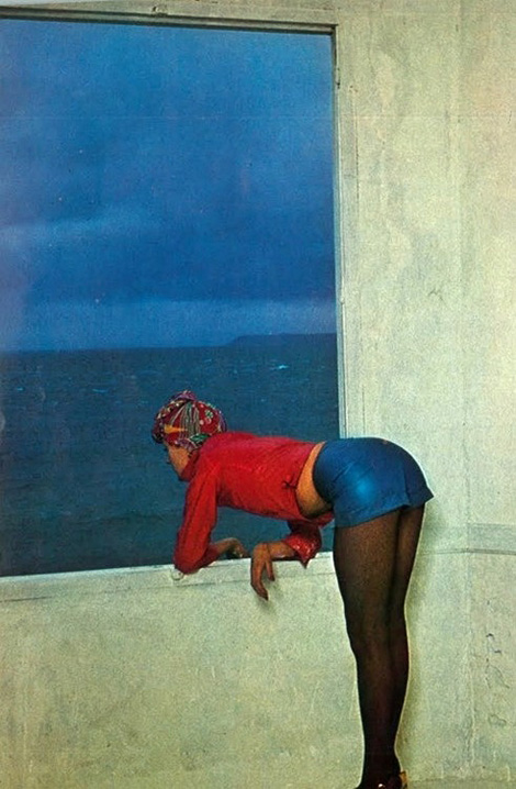 guy_bourdin Vogue francesa 1971