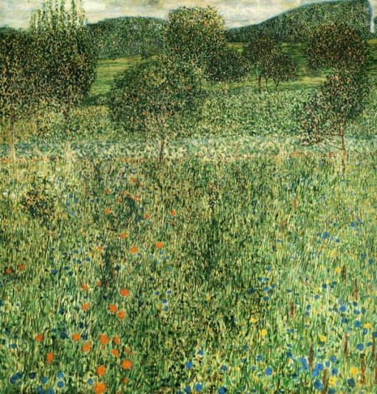 Klimt_Gustav-Flowering_Field