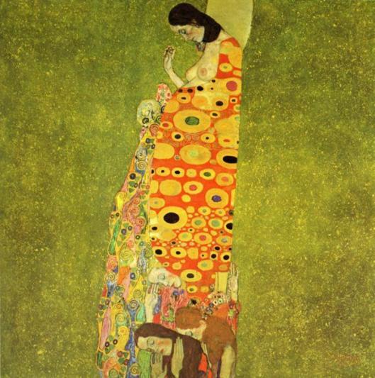 Klimt_Gustav-Hope_II