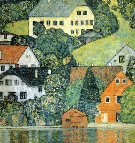 Klimt_Gustav-Houses_at_Unterach_on_the_Attersee