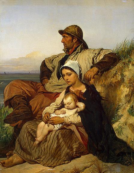 louis Gallait 1848
