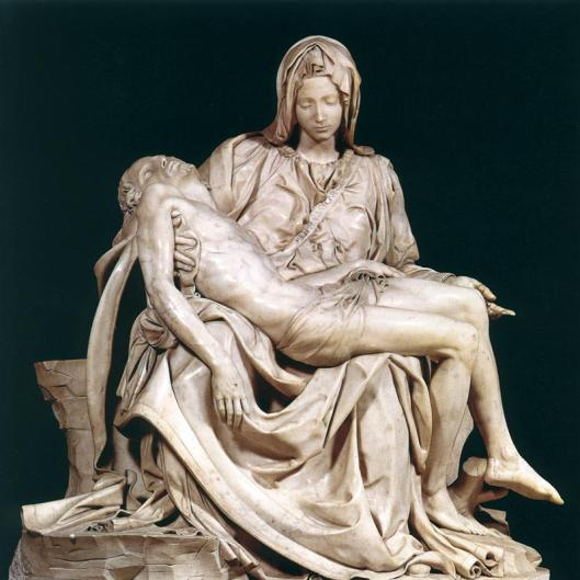 Michelangelo-Pietá do Vaticano