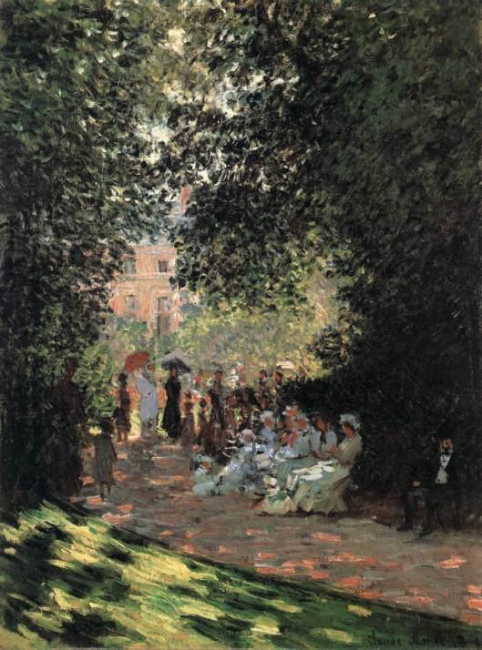 Monet jardins 11