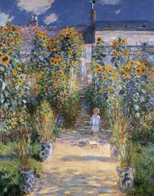 Monet jardins 12