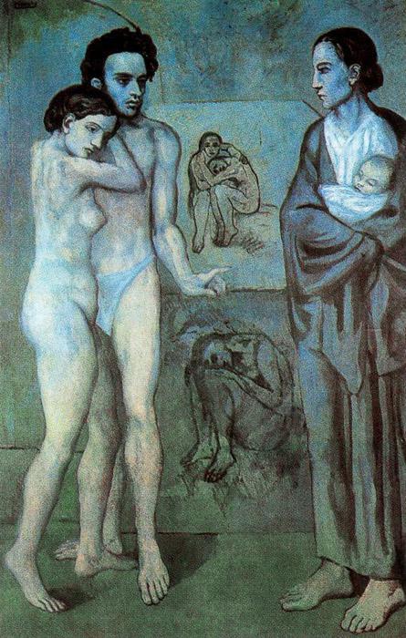 La Vie (Life) - 1903-19
