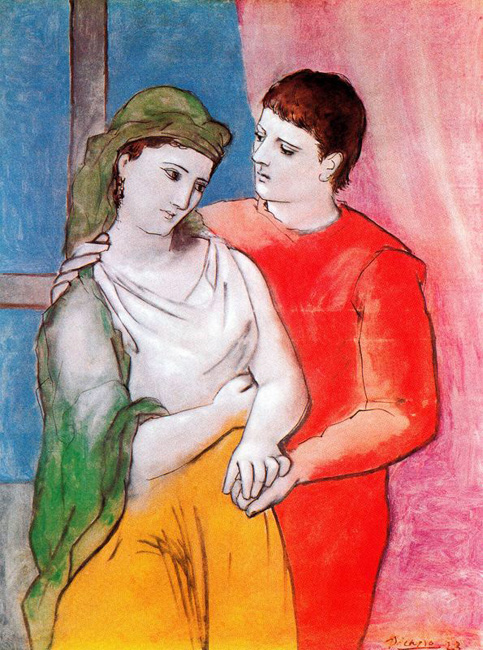 The Lovers - 1923-13