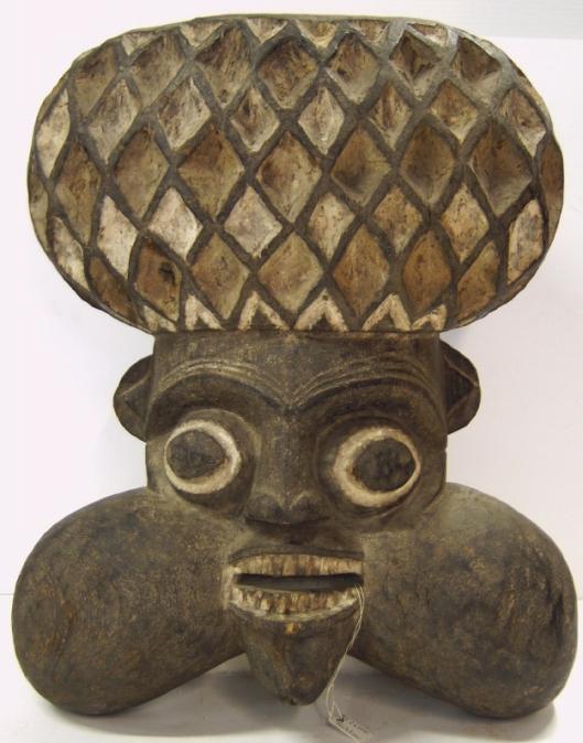 Camarões etnia Bafum 3