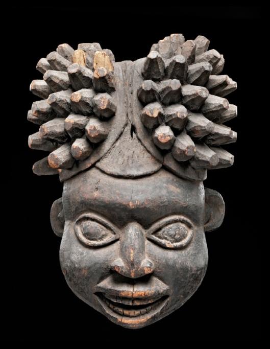 Camarões etnia Kom  sec 19