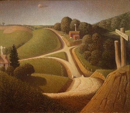 Wood, Grant-New Road 1939