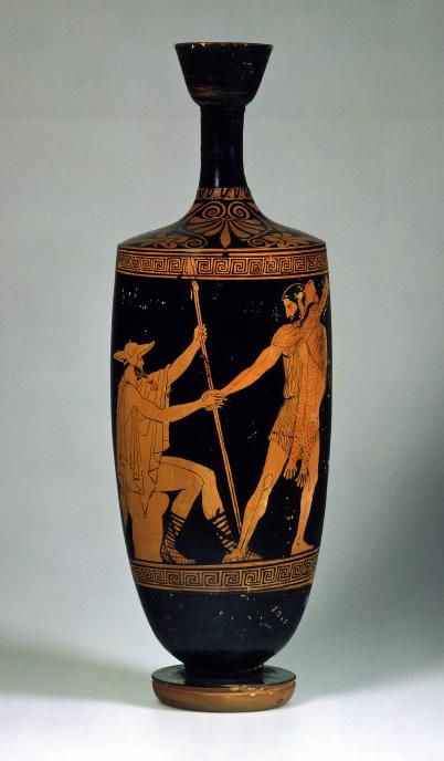A Lekythos