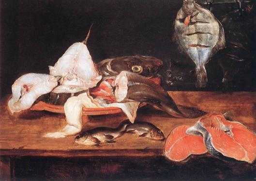 Adriaenssen_Alexander-Still-Life_with_Fish