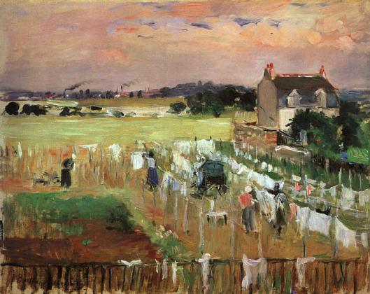 Berthe Morisot 1875