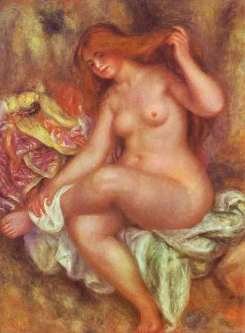 Renoir_Pierre-Auguste-A_Seating_Bather