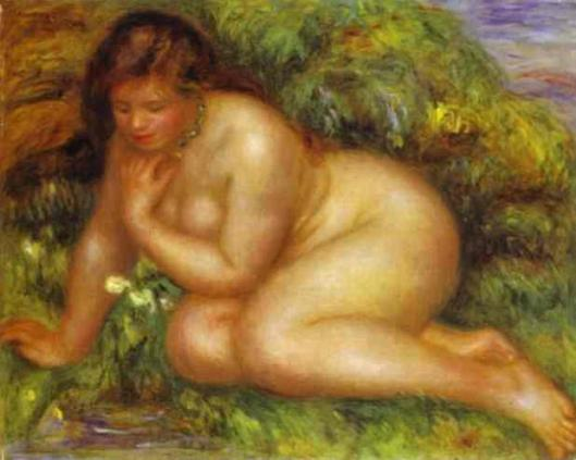 Renoir_Pierre-Auguste-Bather_Admiring_Herself_in_the_Water