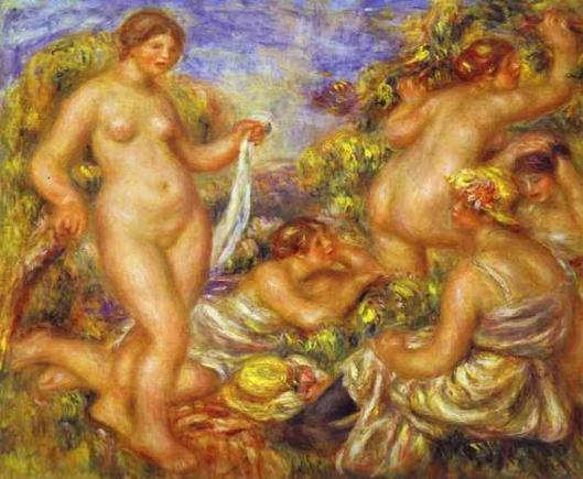 Renoir_Pierre-Auguste-The_Bathers-c._1918-II