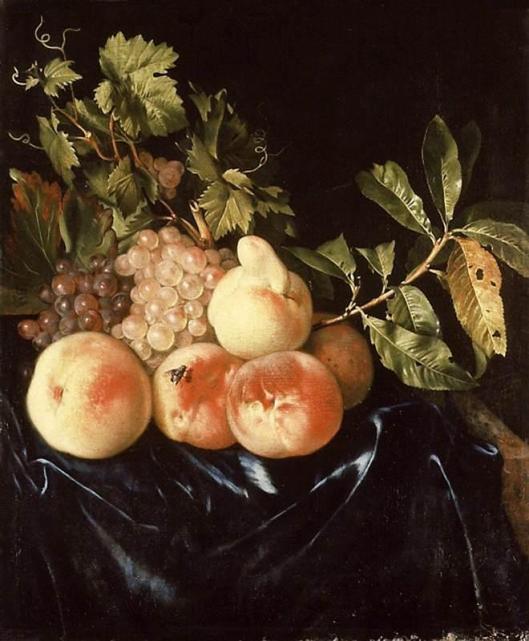 Royen_Willem_Frederik_van-Peaches_and_Grapes
