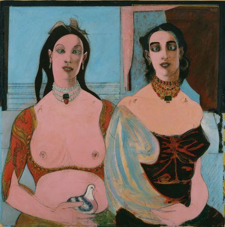 Graham_John_D.-Two_Sisters 1944