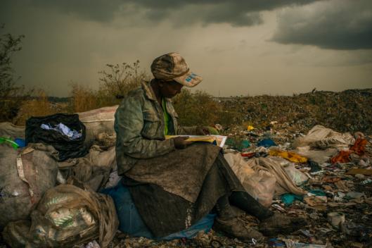 Micah Albert - Nairobi, Kenya
