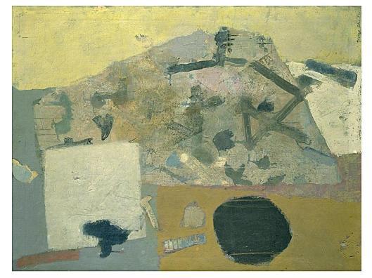 Okada_Kenzo-Untitled 1950 Primavera