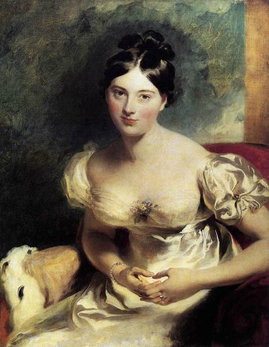 Sir Thomas Lawrence - Maguerite,_Countess_of_Blessington