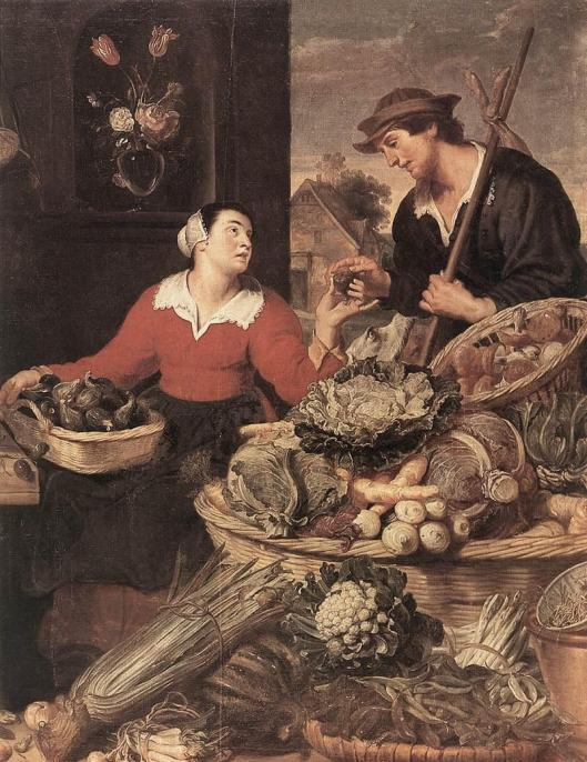 Snyders_Frans-Fruit_and_Vegetable_Stall_detail