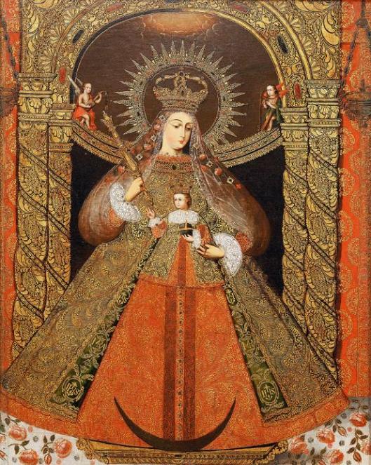 Bolivia Luis Niño 1740